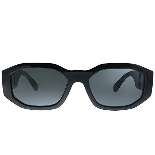 Versace 0VE4361 Gafas de Sol, Black, 53 Unisex
