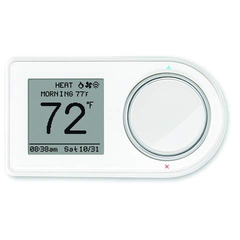 Lux Products GEO-WH Wi-Fi Thermostat, White by Lux