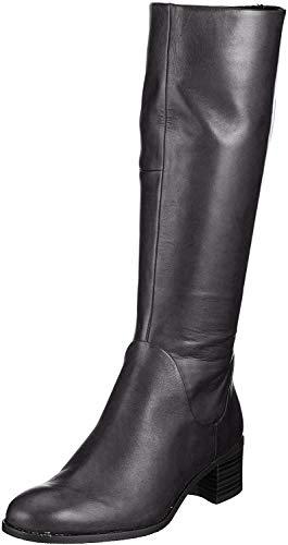 Gerry Weber Shoes Damen Sabatina 04 Hohe Stiefel, Schwarz (Schwarz Pl820 100), 41 EU