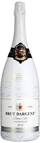 Brut Dargent Ice Chardonnay Demi-Sec Halbtrocken (1 x 1.5 l)