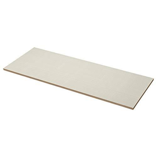 EKBACKEN Arbeitsplatte 63,5x246 cm beige matt gemustert Laminat
