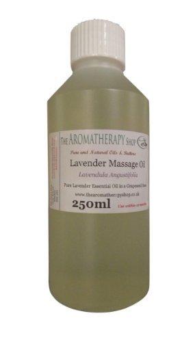 The Aromatherapy Shop Lavande Huile De Massage - 250ml