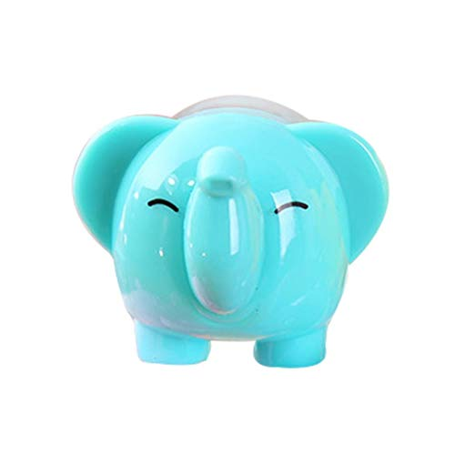 Regalo De Escritorio Creativos De Dibujos Animados Elefante Lápiz De La Escuela Sacapuntas Fuente De Oficina por Kid