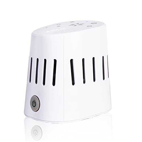 TITAN Rv Refrigerator Fan Rv Fridge Fan Rv Vent Fan Rv Fan Boost the Efficient of Fridge Vent & Exhaust Mini Design Ultra High Voulm Air Flow with On/Off Switch Smart Battery Power Operated TTC-SC28