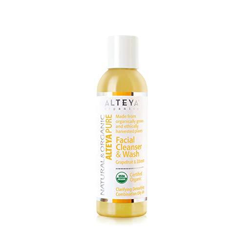 Alteya Organic limpiador facial y lavado 150ml...