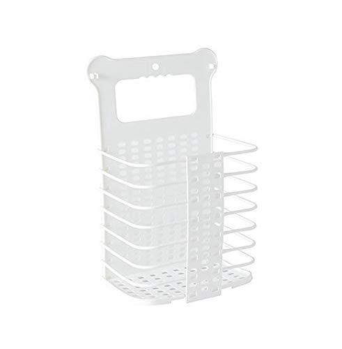 Cestos para ropa sucia en transpirable – Cesto plegable para colada de diseño – Con asas – Bolsa para guardar ropa en el lavadero, baño o dormitorio