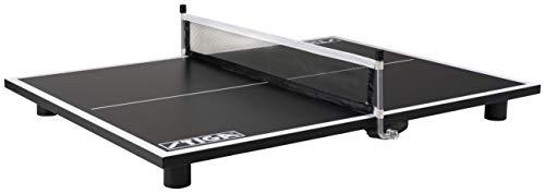 Stiga Unisex - Tabla de Ping Pong para Adultos, Negro, 68 x 52,5 cm