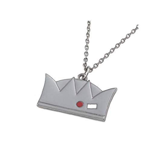 Berrywho 1PC Riverdale Merchandise Metal Necklace Crown Pendant Classic Movie Props Riverdale Jughead Necklace Jewellery Gift For Man Women