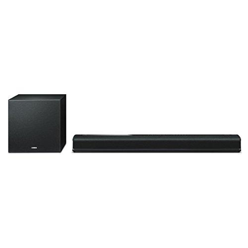 Yamaha YAS-706 MusicCast Wireless Multiroom Sound Bar, Works with Alexa