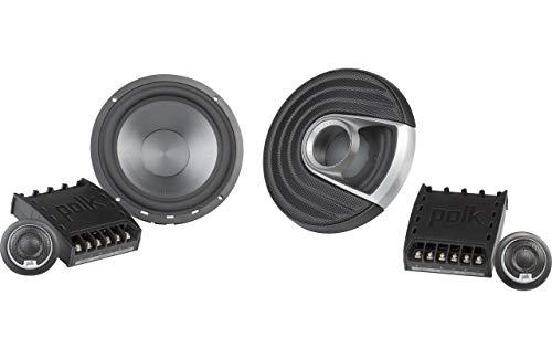 Polk Audio MM1 Series 6.5 Inch 375W Component Marine Boat ATV Speakers System