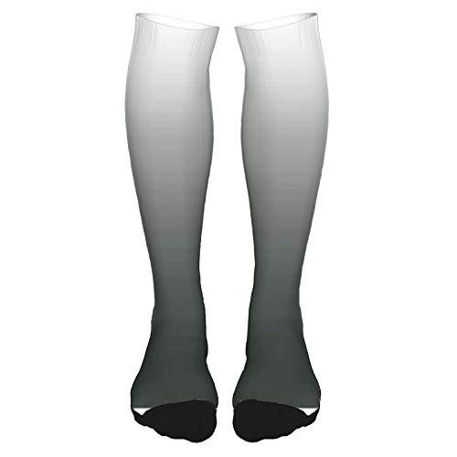 Calcetines altos de algodn para el muslo 2021, para playa, arena, dibujo de piedras de mar, estrellas de mar y conchas, calcetines largos hasta la rodilla para hombre y mujer