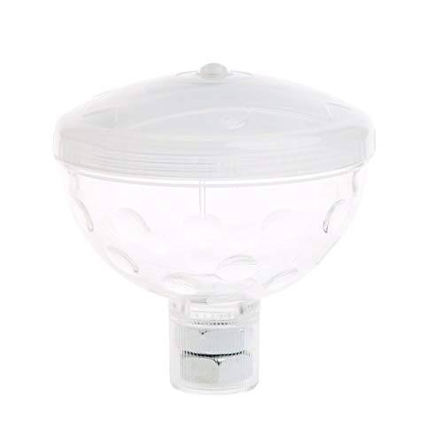 DENGHENG Schwimmende Unterwasser-Disco-Lampe mit 4 LEDs