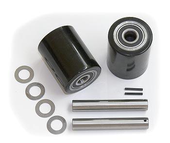 Multiton TM, J Load Wheel Kit Assemblies, W/ Bearings, Axles and