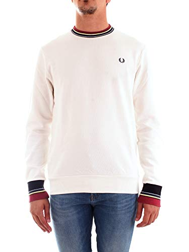 Fred Perry Authentic Bold Tipped Crew Sweat