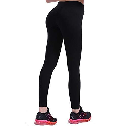 Leggings Casuales De MujerNuevas Leggings De Mujer Casual Sólidos para Mujer Leggin Push Up Elastic Fitness Pants Mujer