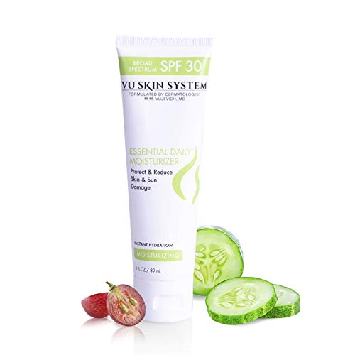 VU Skin System Excellence Essential Daily Moisturizer Doctor SPF – with 30 specialty shop