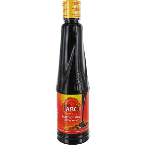 ABC 甘い醤油kecapマニス、20.2オンス(3パック)