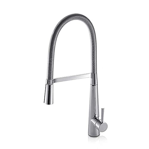 BALLYE Drinking Water Filter Tap Spring Pull-Out Sprayhead Sink Kitchen Hot And Cold Water Faucet High End Bathroom Fixtures