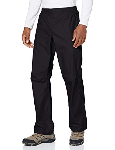 VAUDE Herren Hose Men's Drop Pants II, black uni, L, 04981