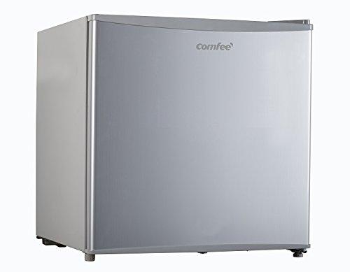 Comfee HS65LN1SI Libera installazione 45L A+ Argento frigorifero