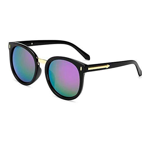 Hjyi Flecha arrocera uñas Color Cuadro Grande Gafas