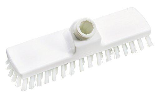 Haug Schrubber 22,5 cm transparent Polyester, mittel, ungeschlitzt