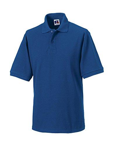 Russell - robustes Pique-Poloshirt - bis Gr. 6XL / Bright Royal, XL XL,Bright Royal