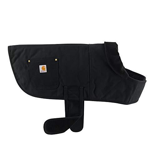 Carhartt Hundemantel, wasserabweisend, Baumwolle, Unisex, Chore Coat, schwarz, X-Large