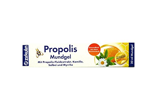 ZIRKULIN Propolis Mundgel 20 ml