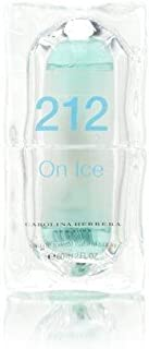 212 On Ice Orange By Carolina Herrera For Women. Eau De Toilette Spray 2 Ounces by Carolina Herrera