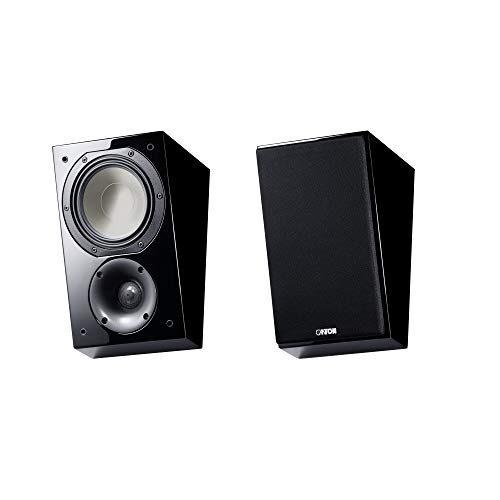 Canton AR-500 schwarz highgloss Multifunktions-Lautsprecher Paar