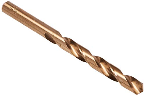 Toolcraft TC0514 Broca de Acero de Alto Desempeño para Fierro, 15/32″