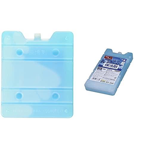 アイリスオーヤマ 保冷剤 ハード CKB-500 【5個セット】 & 保冷剤 ハード CKB-350【セット買い】