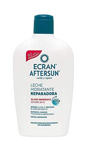 Ecran - AfterSun cuida y repara - Leche hidratante reparadora - 400 ml