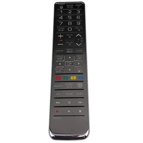 Shy-RC Control Remoto BN59-01054A Reemplace BN59-01051A FernBedienung Fit para Samsung 3D Smart TV