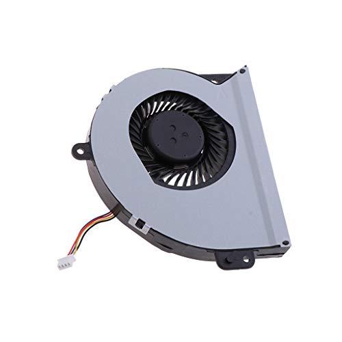 IPOTCH Ventilador de Refrigeración de CPU para Portátil para A83S X54H X53S X84L X44H X84H K53S