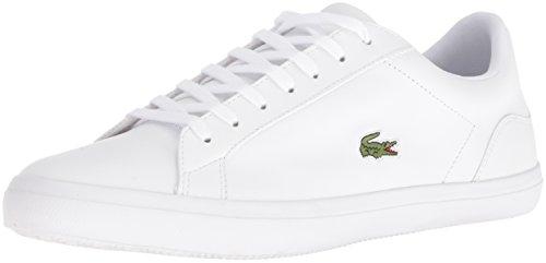 Lacoste Men's Lerond BL 1-1 Fashion Sneaker, White