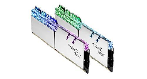 G.Skill Trident Z Royal Series - DDR4-32 GB: 2 x 16 GB - DIMM 288-PIN - ungepuffert