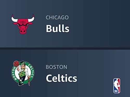 Chicago Bulls at Boston Celtics