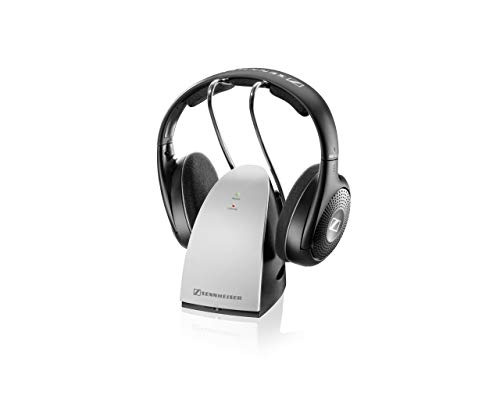 Sennheiser RS 120 II, Cuffie Wireless, Over-Ear, 1, Nero
