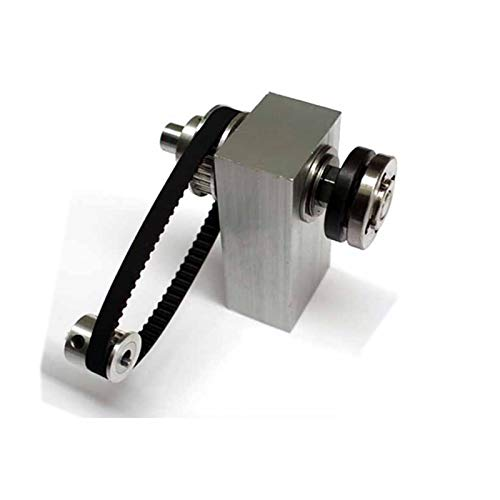 YBINGA DIY Table Saw Spindle Assembly Mini Woodworking Table Saw Home Saw Cutting Machine Belts 180MM/192MM/210MM/234MM/255MM (Color : 180MM Belt 8mm)