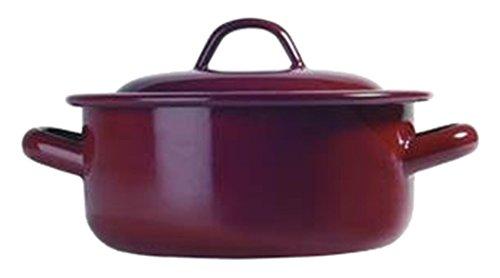 worko 190112 – pan, 12 cm, nagellak bruin