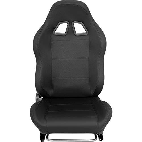 Marada Racing Seat for Racing Wheel Stand with Adjustable Slide