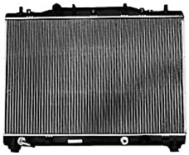 TYC 2565 Cadillac CTS 1-Row Plastic Aluminum Replacement Radiator