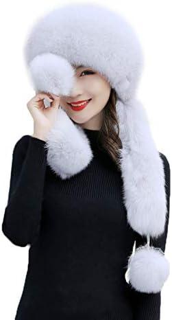 Special price EBEYUKI 100% quality warranty! Women Ladies Girls Cossack Russian Wi Fur Faux Style Hat