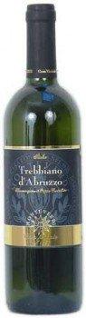Monteverdi Trebbiano Abruzzo italienischer Weißwein (0,75l Flasche)