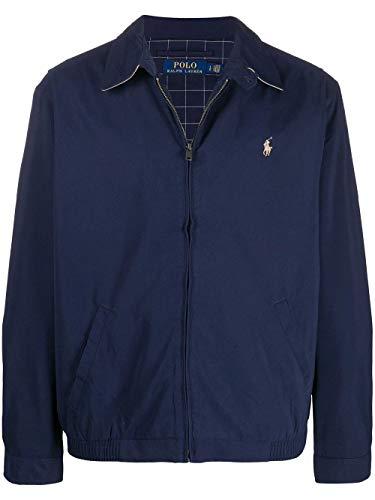 Luxury Fashion | Ralph Lauren Heren 710548506001 Donkerblauw Polyester Outerwear Jassen | Lente-zomer 20