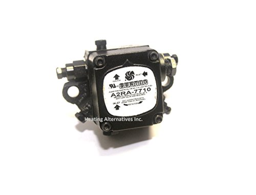 Suntec Pump A2RA-7710 Reznor Clean Burn 107032 w/ 1Yr Warranty - Waste Oil Heater Pump