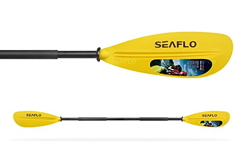 "Seaflo pagaia da adulto a due lame 86.6 ""(220 cm)"