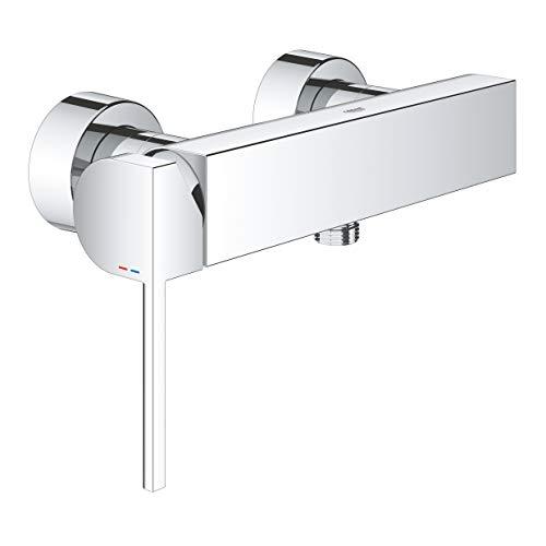GROHE Plus   Brause- und Duschsystem - Einhand-Brausebatterie   mit Temperaturbegrenzer   chrom   33577003
